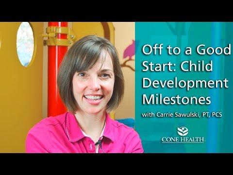 Off to a Good Start: Child Developmental Milestones