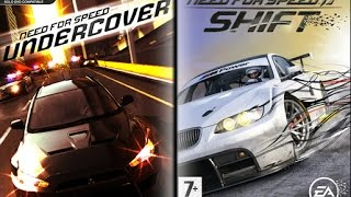 NEED FOR SPEED - (Undercover, Shift) Мезозойская эра #2
