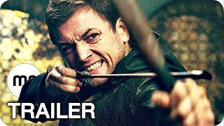 Robin Hood Trailer 2 Deutsch German (2019)
