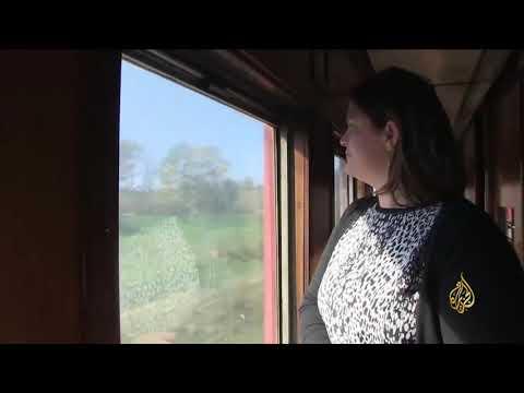 هذا الصباح- قطارات البخار تعود للخدمة بجنوب أفريقيا  - نشر قبل 3 ساعة