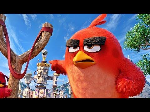 ANGRY BIRDS | Trailer & Featurette - Syncronclip deutsch german [HD]