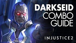DARKSEID Beginner Combo Guide - Injustice 2