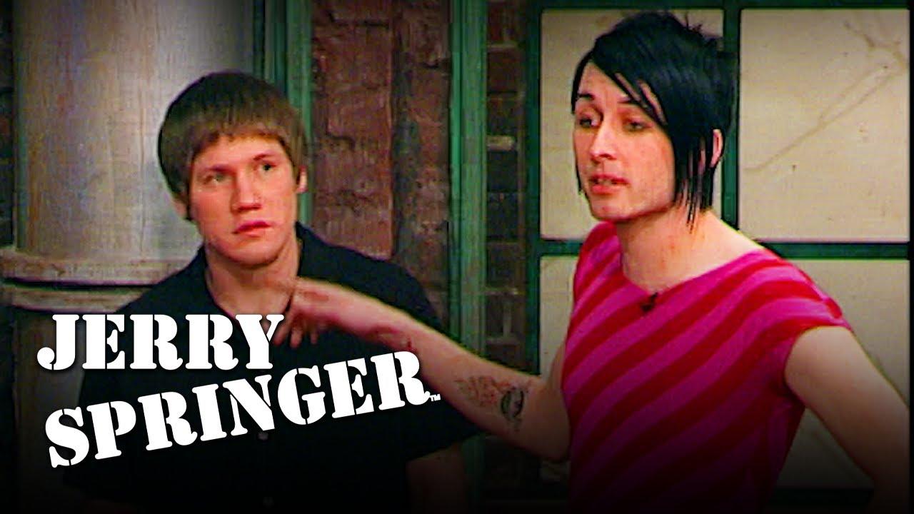"""""""I Gave Your Boyfriend Oral Sex""""   Jerry Springer"""