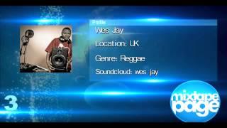 Top 10 Mixtape Chart Show Feat. Romain Virgo - Beautiful 1st December 2013 HD