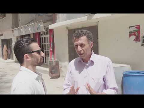 Navid Rezvani´s HipHop journey to Balata refugee camp in Palestine