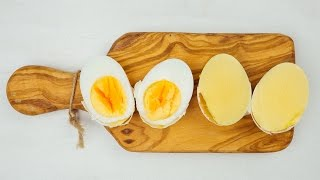 How To Make Scrambled And Hard-boiled Eggs Without Cracking The Shell