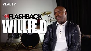 Willie D Reflects on the Multiple Physical Altercations He Had with Bushwick Bill (Flashback)