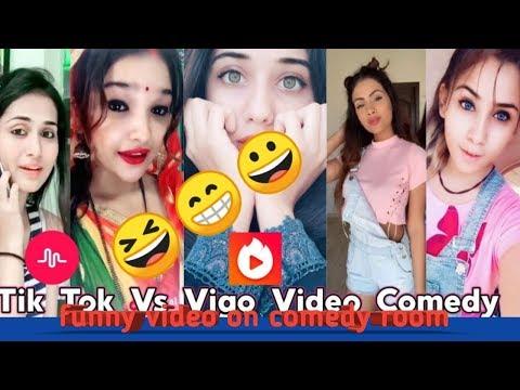 New Tik Tok Video   Tik Tok Video   Funny Video   Comedy Room