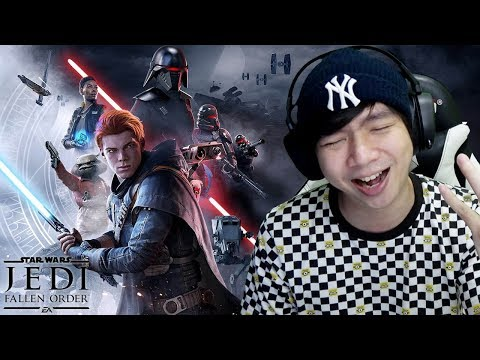 Mencoba Game Baru - Star Wars Jedi Fallen Order Indonesia #1
