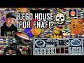 Lego House that Built by MrBeast in UCN!