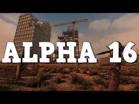 🔴 7 DAYS TO DIE ALPHA 16 charity stream (previous stream)