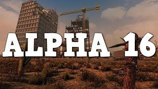 7 DAYS TO DIE ALPHA 16 charity stream (previous stream)