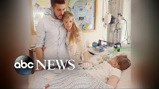 Battle to save terminally ill baby Charlie Gard has come to an end