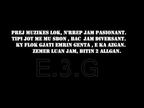 E3G Ronsal - DISS FLOK'GJATIT