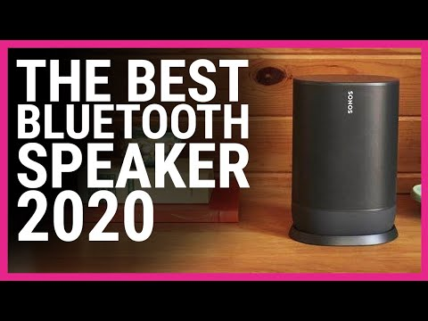 The best Bluetooth speakers 2020   The top portable speakers for any budget