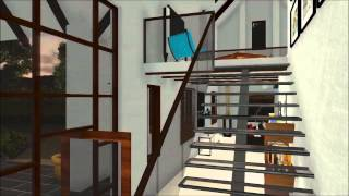 Farmhouse Video Render