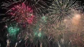 NEW YEAR 2019 FIREWORKS ATLANTIS THE PALM DUBAI