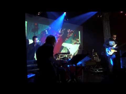 BERSERK! MOVIE fetal claustrophobia @ London Jazz Festival