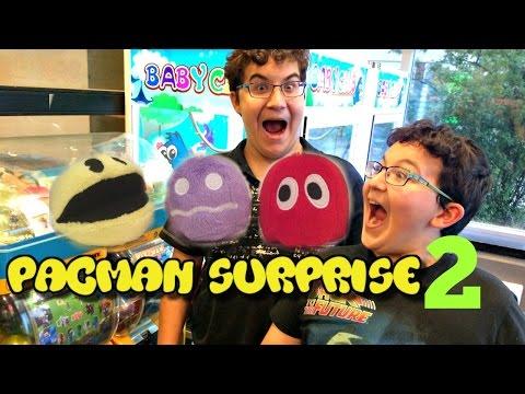 Pac-Man Surprise 2 - Pac-Man Vending Machine