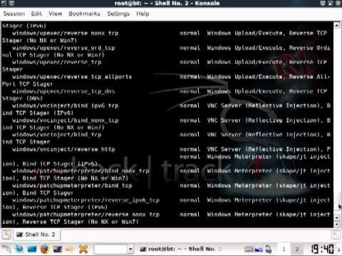Pentest Windows XP SP3: exploit aurora
