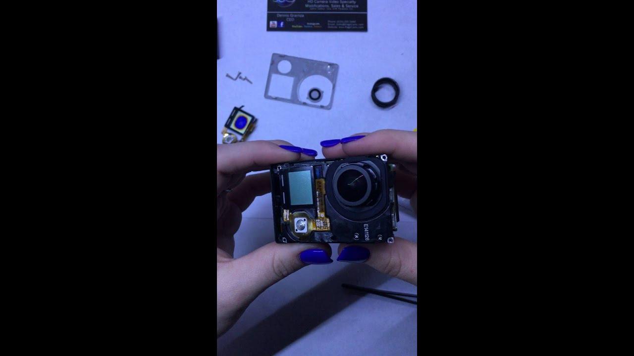 RageCams GoPro Hero4 Black LCD Replacement