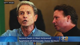 Second Man Dies In West Hollywood Apartment Of Prominent Democratic Donor Ed Buck