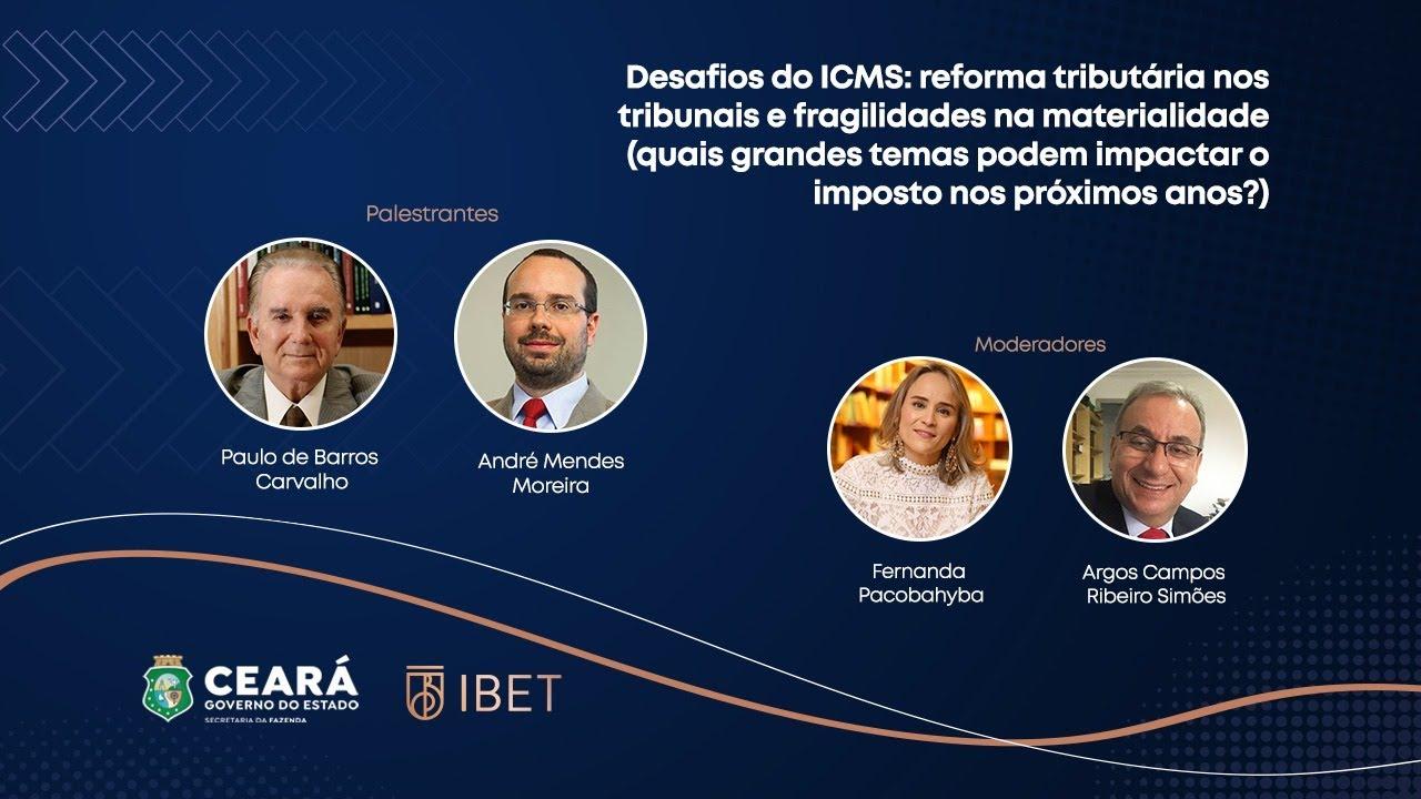 Desafios do ICMS: reforma tributária nos tribunais e fragilidades da materialidade