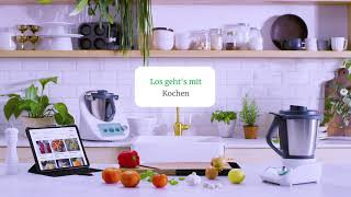 Parallele Guided-Cooking Funktion mit dem Thermomix ® TM6 und dem Thermomix Friend ®