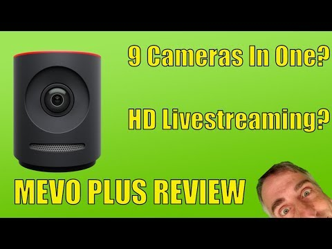 Mevo Plus Camera Review, New HD LiveStreaming Camera from Vimeo