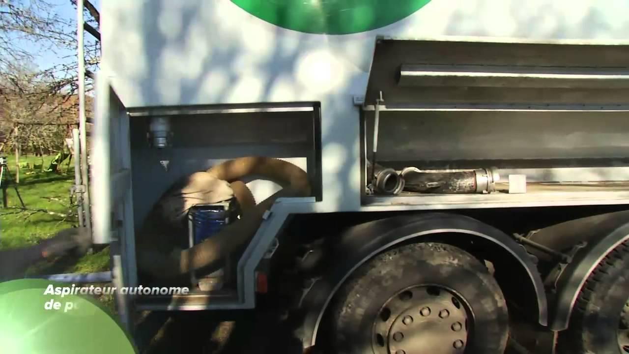 Livraison Granulés De Bois > Livraison granules de bois vrac PECHAVY Camion souffleur pesée embarquée YouTube