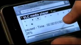 Synchronized Streaming with VLC