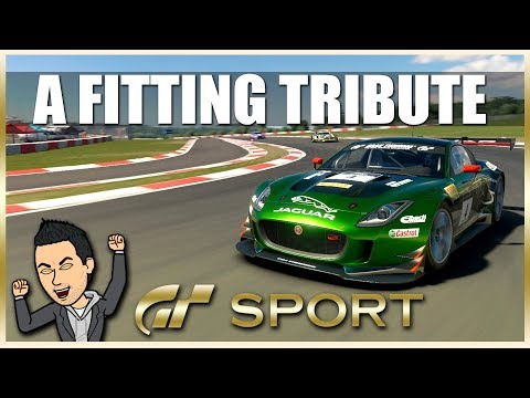 GT Sport | FIA Manufacturers Cup #1 | A Fitting Tribute!