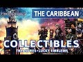 Kingdom Hearts 3 - The Caribbean All Collectible Locations (Lucky Emblems & Treasures)