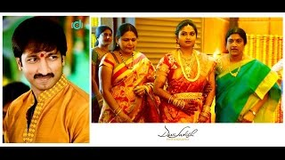 Hero GopiChand And Reshma Wedding Photos