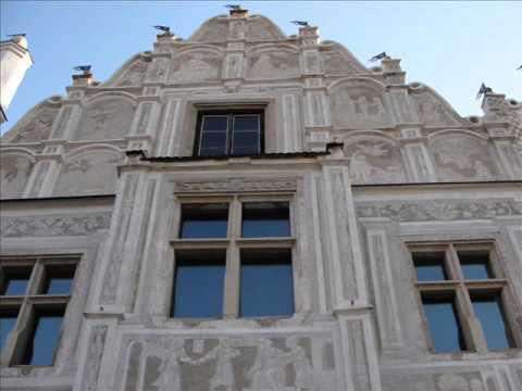 Kouzelné městečko Slavonice - Zlabings. The Beautiful City, UNESCO