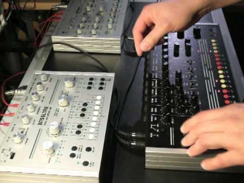 Acidlab - Bassline 3 (with Miami)