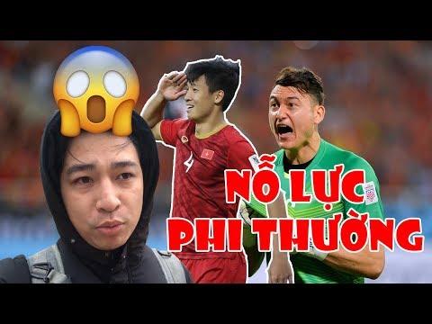 Câu chuyện Asian Cup 2019  Bùi Tiến Dũng Đặng Văn Lâm vượt gian khó luyện thành tài