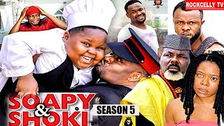 SOAPI AND SHOKI (SEASON 5) -NEW MOVIE ALERT !- ZUBBY MICHEAL  Latest 2020 Nollywood Movie || HD