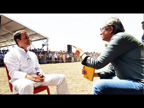 Rahul Gandhi To NDTV's Ravish Kumar: 'People Tell Me They're Scared Of RSS'