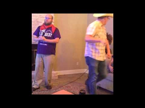 The Final Countdown - Longest Day Team Karaoke 2014