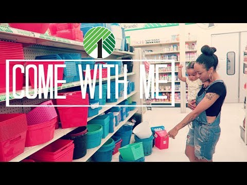 Come with Me to Dollar Tree! | Love Rymingtahn