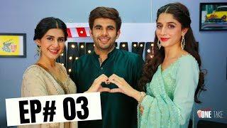 Kubra Khan And Mawra Hocane | Jawani Phir Nahi Ani 2 | Eid Special | One Take | Season 2 | Episode 3