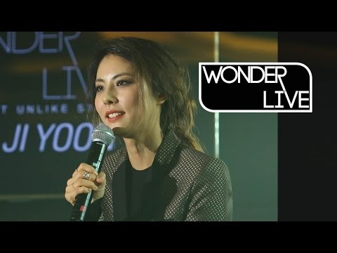 WONDER LIVE : Park Ji Yoon(박지윤) _ Mr.Lee(미스터리) & Touch(목격자) &  3 other song(외 3곡) [ENG/JPN SUB]