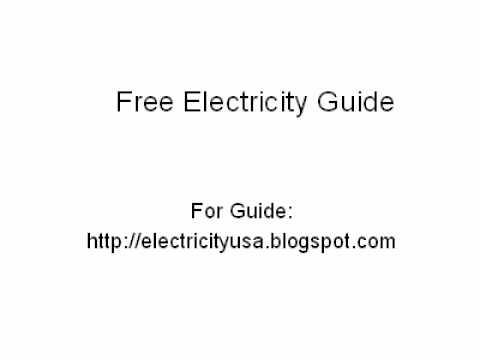 Energy United States - Free Energy Guide