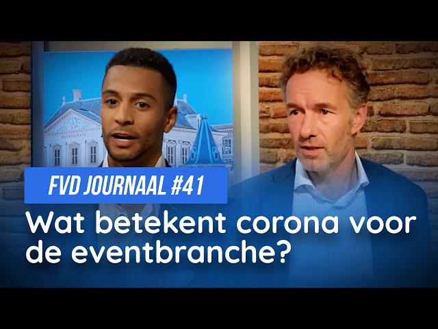 Wat zijn de gevolgen van corona voor de entertainment sector? - FVD Journaal #41