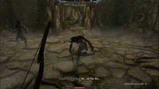 Repeat youtube video Skyrim || Saarthal - Draugr Deathlord