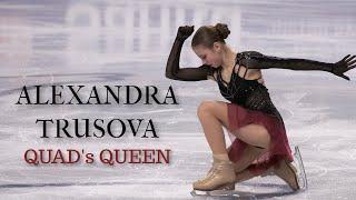 Alexandra Trusova QUAD s QUEEN