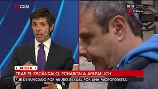 Echaron a Ari Paluch