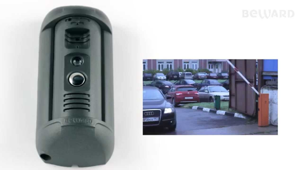 IP видеодомофон BEWARD, DS03M DS03MP