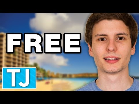 How To Get A Hotel Room For Free
